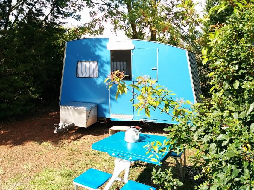 Emlacement caravane Rapido Gers